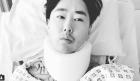 """'희귀성 난치병' 간종욱 """"목소리 잃을 위험에도 수술 성공적"""""""