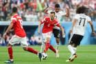 '체리셰프 결승골' 러시아, 이집트에 3-1 승리…16강 사실상 확정