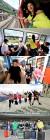 """'런닝맨' 김종국X홍진영, 스위스 물들인 핑크빛 """"커플룩은 기본"""""""
