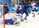 남자 아이스하키 핀란드에 패배…8강 진출 좌절