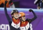 철의 여인 테르모르스, 여자선수 최초 한 대회 2개 종목 메달 진기록