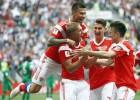러시아 월드컵 조별리그 반환점, 유럽팀 초강세