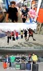 '런닝맨' 김종국 ♥ 홍진영,해외에서도 이어진 러브라인…커플룩 까지?