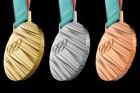 '한글' 모티브로 만든 2018 평창 동계올림픽 메달 공개