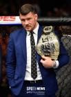 [UFC] 마이클 비스핑, 생피에르 경기 끝나고 은퇴 고려