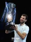 [WTA] 디미트로프, 시즌 최종전 니토 파이널스 우승