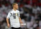 [오피셜] 키미히, '2017년 독일 올해의 선수' 선정