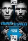 "[UFC] 깜짝 스타 에밋 ""스티븐스 이기면 타이틀전"""