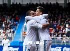 [라리가 리뷰] '호날두 4골 폭발' 레알, 지로나에 6-3 승…3위 탈환