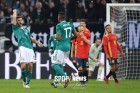 [A매치 리뷰] '우승후보' 독일·스페인 1-1 무승부…호드리구·뮐러 득점