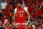 [NBA PO] '시리즈 스윕' 뉴올리언스, 포틀랜드 꺾고 2라운드 진출
