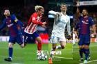 '유럽 최강' 라리가 2017-18시즌 베스트 XI