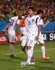 월드컵에서 2골…'임전무퇴' 대한민국 군인의 힘
