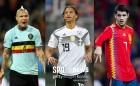 '사네부터 이카르디까지' 월드컵 최종 엔트리 탈락 베스트 11