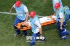 '전치 3주' 박주호, 햄스트링 손상으로 월드컵 OUT