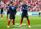 '음바페 최연소 골' 프랑스, 페루 1-0 제압하며 16강 진출