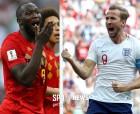 'EPL 토박이' vs 'EPL 올스타' 잉글랜드-벨기에의 '조 1위 쟁탈전'