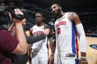 """[오늘의 NBA] (11/20) DET 잭슨""""드러먼드 콤비의 미네소타 침공"""