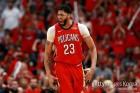 [오늘의 NBA] 422 뉴올리언스, 2018년 PO 첫 2라운드진출