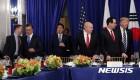문 대통령, 대북국제공조·외교다변화·첨단무기 성과 안고 귀국