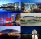 여기 중국 맞아? 세계 건축가들이 입 딱 벌린 초현대식 건축물