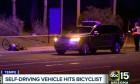 우버 자율주행차 보행자 사망 사고…테스트 중단