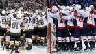 NHL 스탠리컵 결승 베이거스 골든나이츠와 워싱턴 캐피털스 격돌