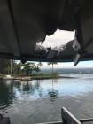 킬라우에아 화산 용암으로 파괴된 하와이 주거지역