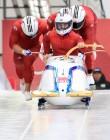 [평창 동계올림픽] 한국 남자 봅슬레이 4인승 1·2차 주행서 전체 2위…메달이 보인다!