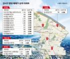 """④강서구, '마곡'으로 울고 웃다…""""엠밸리 7단지 가장 인기"""""""
