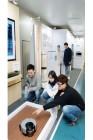 LG전자, 목동아이스링크서 '인공지능 LG 씽큐' 체험존 선보여