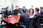 표창원 의원, 박상우 LH사장과 지역 현안 논의