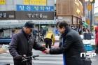 이상식 대구시장 예비 후보, 설 연휴 민심 청취 광폭 행보