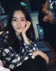 황우슬혜, 민낯에도 돋보이는 인형 비주얼 '갈수록 예뻐져'