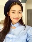 정다빈, 만화책 찢고 나온 모태미녀 '과즙 뿜뿜 미소'