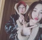 개코, 미모의 아내 김수미와 꿀 뚝뚝 커플룩 '여전히 신혼'