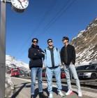 정용화 없는 씨엔블루, 3명만 스위스로 우정여행