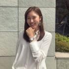 '축전에 이니시계까지' 김아랑, 문재인 대통령 성덕 인증
