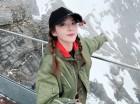 산다라박, 스위스 산이든 강이든 빛나는 미모