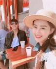 송재희♥지소연, 깨소금내 폴폴 투샷 '선남선녀 따로 없네'