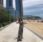 김성은, 흠잡을데 없는 완벽 8등신몸매 '감탄 절로'