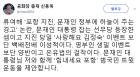 """신동욱 """"'포항 지진 발언' 류여해, 백배천배 이성적… 은유법의 걸작"""""""