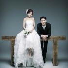 유하나♥이현, 2일 백년가약 맺어… 新뮤지컬배우 부부 탄생
