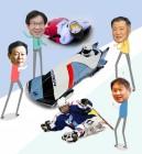권오준·최태원·정몽구·신동빈…평창올림픽 빛낸 총수들