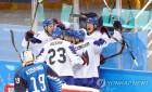 [평창올림픽] 男 아이스하키, 핀란드에 2-5 석패… 8강 진출 실패
