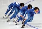[평창올림픽] 스피드스케이팅 男팀추월 2회 연속 메달 새 역사 도전, 네덜란드와 리턴매치 될까