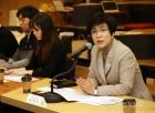 """김영주 장관 """"청년들에게 실효성있는 일자리 정책 만들겠다"""""""