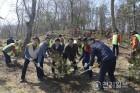 동서발전, 제73회 식목일 기념 '탄소상쇄 숲' 조성