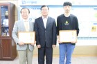 안산소방서, 2017년 재난안전교육 민간분야 유공자 표창장 수여