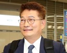 文 대통령 수행 마치고 돌아온 송영길 북방경제협력위원장